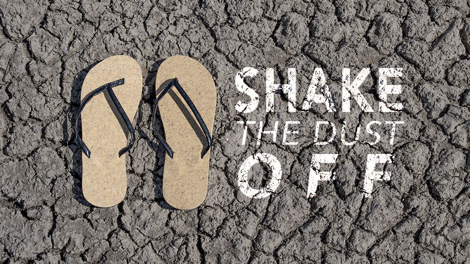 Shake The Dust Off