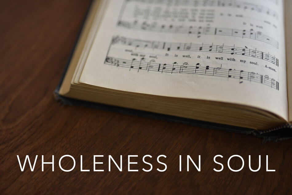 Wholeness in Soul 2018